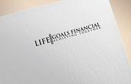 Life Goals Financial Logo - Entry #274