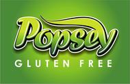 gluten free popsey  Logo - Entry #90
