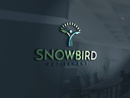 Snowbird Retirement Logo - Entry #24