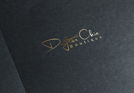 Drifter Chic Boutique Logo - Entry #46
