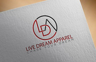 LiveDream Apparel Logo - Entry #157