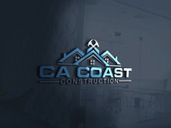 CA Coast Construction Logo - Entry #70
