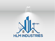 HLM Industries Logo - Entry #124