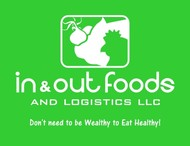In & Out Foods and Logistics LLC Logo - Entry #1