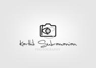 Karthik Subramanian Photography Logo - Entry #165