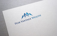 Peak Vantage Wealth Logo - Entry #76