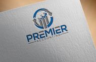 Premier Accounting Logo - Entry #422