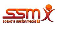 Sasha's Social Media Logo - Entry #56