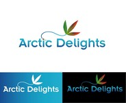 Arctic Delights Logo - Entry #126