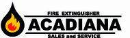 Acadiana Fire Extinguisher Sales and Service Logo - Entry #246