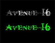 Avenue 16 Logo - Entry #30
