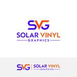 Solar Vinyl Graphics Logo - Entry #62