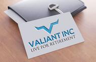 Valiant Inc. Logo - Entry #67