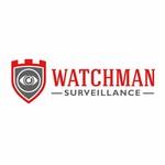 Watchman Surveillance Logo - Entry #149