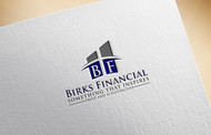 Birks Financial Logo - Entry #24