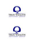 True Wealth Advisory Group Logo - Entry #15