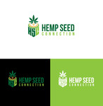 Hemp Seed Connection (HSC) Logo - Entry #23