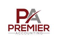 Premier Accounting Logo - Entry #108