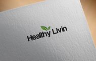 Healthy Livin Logo - Entry #374