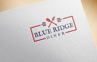 Blue Ridge Diner Logo - Entry #63