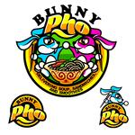 Bunny Pho Logo - Entry #56