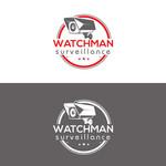 Watchman Surveillance Logo - Entry #214