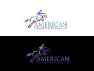 American Diamond Cattle Ranchers Logo - Entry #2