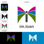 im.loan Logo - Entry #531