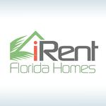 I Rent Florida Homes Logo - Entry #48