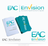 Envision Accounting & Consulting, LLC Logo - Entry #30