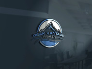 Peak Vantage Wealth Logo - Entry #145