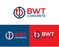 BWT Concrete Logo - Entry #405