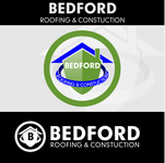 Bedford Roofing and Construction Logo - Entry #25