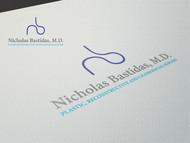Nicholas Bastidas, M.D. Logo - Entry #24