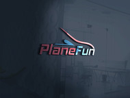 PlaneFun Logo - Entry #131