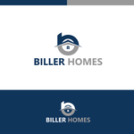 Biller Homes Logo - Entry #147