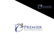 Premier Accounting Logo - Entry #133