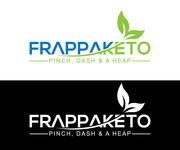 Frappaketo or frappaKeto or frappaketo uppercase or lowercase variations Logo - Entry #183