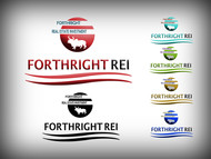 Forthright Real Estate Investments Logo - Entry #19