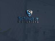 Schmidt IT Solutions Logo - Entry #234
