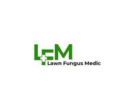 Lawn Fungus Medic Logo - Entry #45