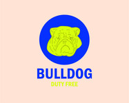 Bulldog Duty Free Logo - Entry #72