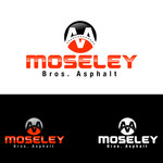 Moseley Bros. Asphalt Logo - Entry #55