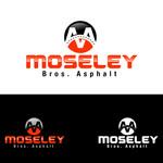 Moseley Bros. Asphalt Logo - Entry #55
