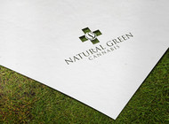 Natural Green Cannabis Logo - Entry #89