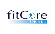 FitCore District Logo - Entry #106