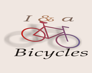 i & a Bicycles Logo - Entry #42