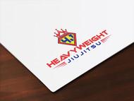 Heavyweight Jiujitsu Logo - Entry #93
