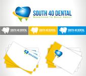 South 40 Dental Logo - Entry #114
