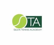 Silvia Tennis Academy Logo - Entry #59